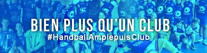 Handball Amplepuis Club : site officiel du club de handball de AMPLEPUIS - clubeo