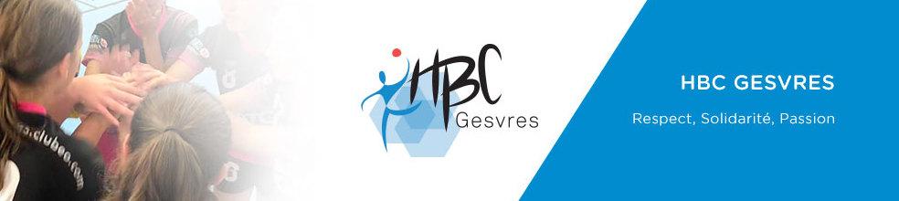 HBC Gesvres : site officiel du club de handball de TREILLIERES - clubeo