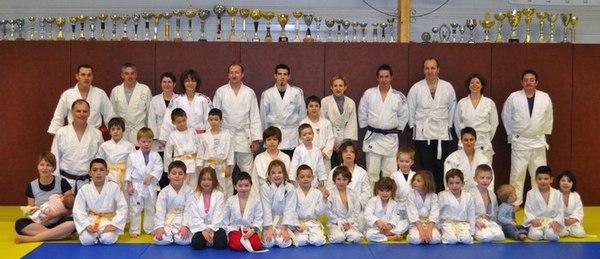 Judo en Famille au Club de St. Dié