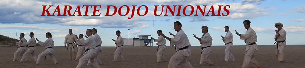 Karaté Dojo Unionais : site officiel du club de karaté de L'Union - clubeo