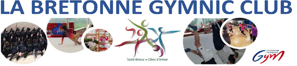 La Bretonne Gymnic Club : site officiel du club de gymnastique de ST-BRIEUC CEDEX 1 - clubeo