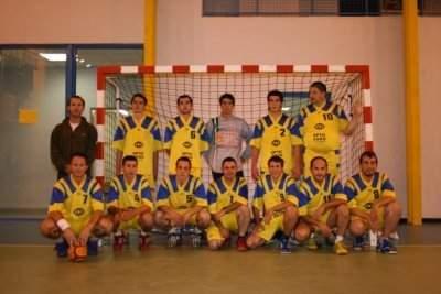 Seniors Garçons équipe 1