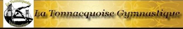 La Tonnacquoise : site officiel du club de gymnastique de Tonnay-Charente - clubeo