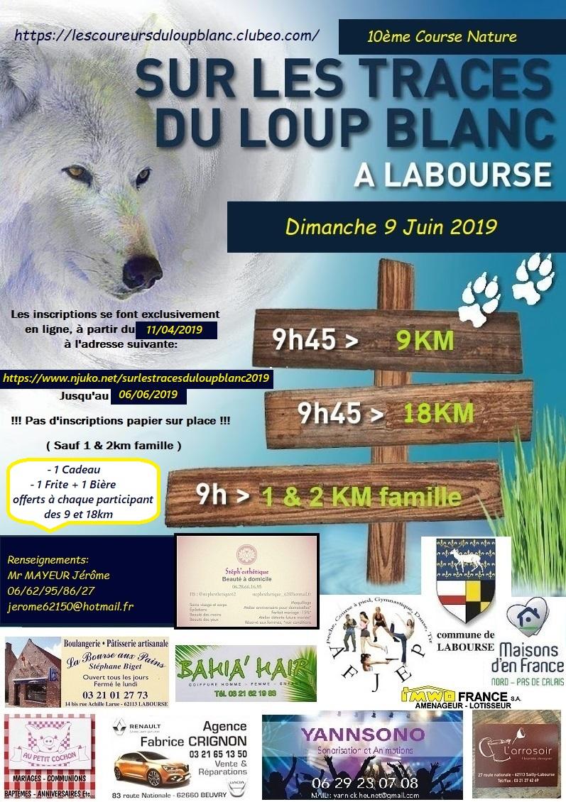Les Coureurs Du Loup Blanc Labourse Site Officiel Du