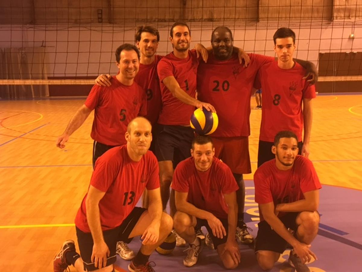 LSO COLOMBES Senior Masculin