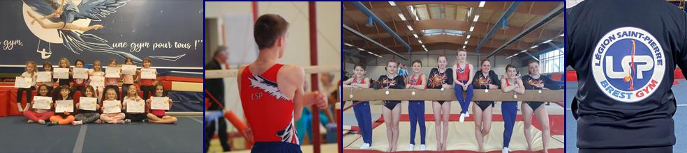 Légion Saint Pierre Brest Gym : site officiel du club de gymnastique de Brest - clubeo
