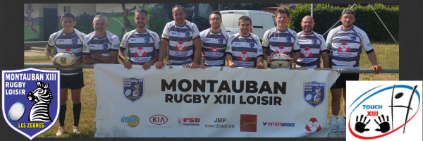 MONTAUBAN RUGBY XIII LOISIR : site officiel du club de rugby de MONTAUBAN - clubeo