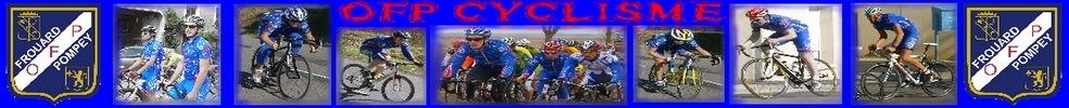 Omnisports Frouard Pompey - Séction Cyclisme  : site officiel du club de cyclisme de FROUARD - clubeo