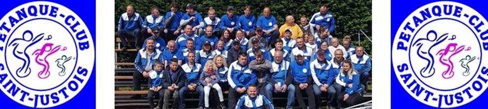Pétanque Club St Justois : site officiel du club de pétanque de ST JUST EN CHAUSSEE - clubeo