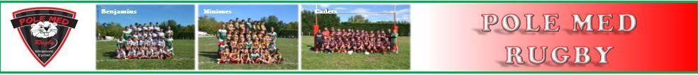 POLE DE FORMATION RUGBY - MED PAYS DU DROPT : site officiel du club de rugby de MIRAMONT DE GUYENNE - clubeo