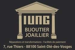 achat le plus récent élégant et gracieux prix Bijouterie IUNG - club Basket Saint Dié Vosges Basket - Clubeo