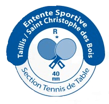 tennis de table taillis