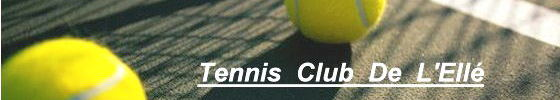 Tennis Club De L'Ellé : site officiel du club de tennis de LE FAOUET - clubeo