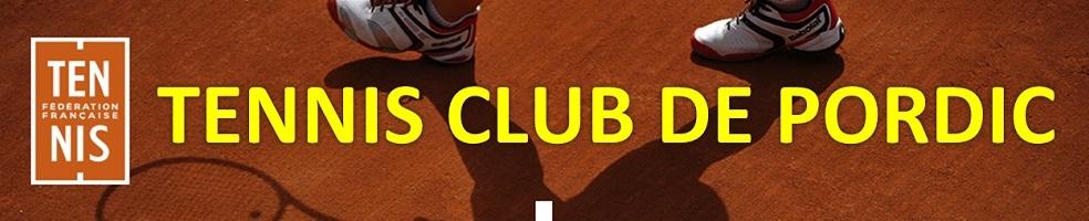 TENNIS CLUB DE PORDIC : site officiel du club de tennis de Pordic - clubeo