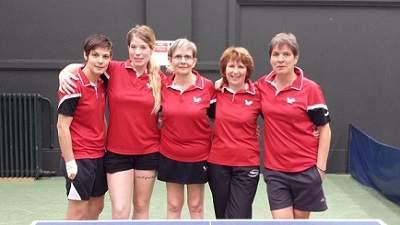 Equipe 1 - Féminine Régionale 1 - Phase 1 - Poule C