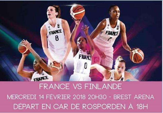 Match équipe de France
