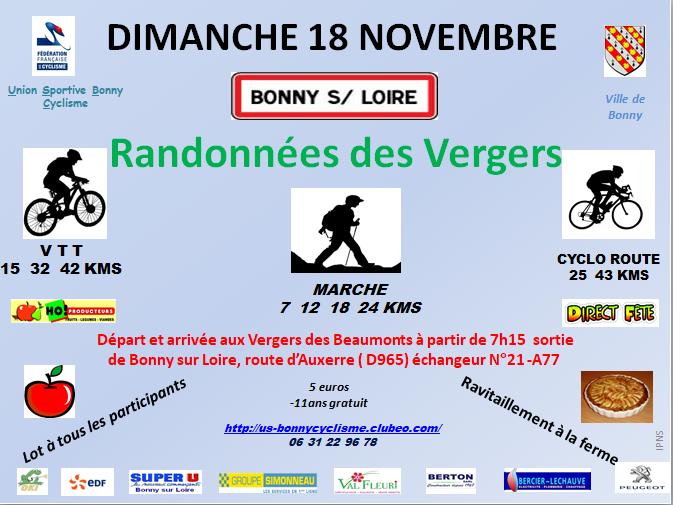 vergers de Bonny sur Loire @ vergers de Bonny sur Loire | Bonny-sur-Loire | Centre-Val de Loire | France