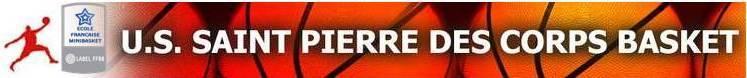 UNION SPORTIVE de SAINT-PIERRE des CORPS : site officiel du club de basket de ST PIERRE DES CORPS - clubeo