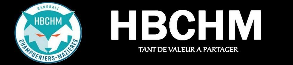 HBCHM : site officiel du club de handball de CHAMPDENIERS ST DENIS - clubeo
