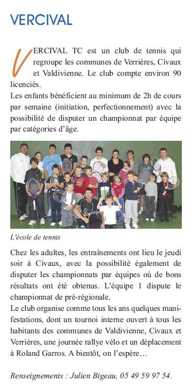 Bulletin municipal 32 Janvier 2012